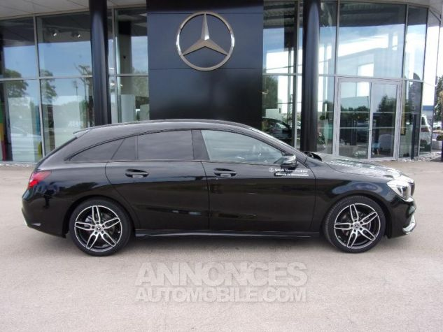 Mercedes CLA Shooting Brake 200 d Fascination Noire Occasion - 2
