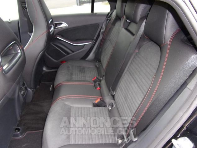 Mercedes CLA Shooting Brake 200 d Fascination Noire Occasion - 14