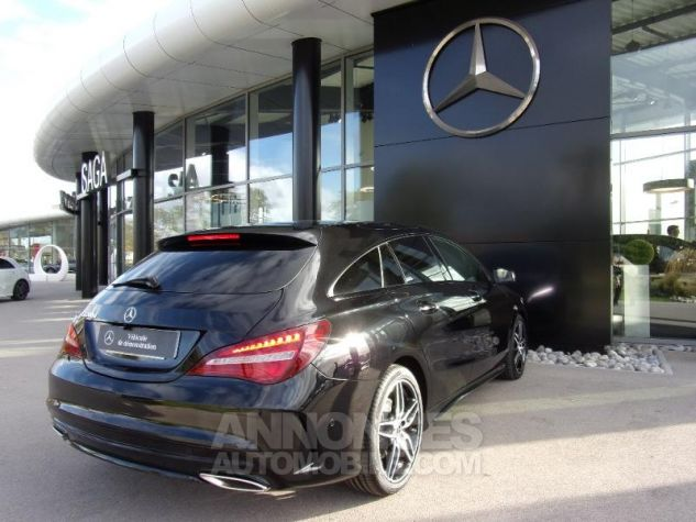 Mercedes CLA Shooting Brake 200 d Fascination 7G-DCT Euro6c Noir Neuf - 1