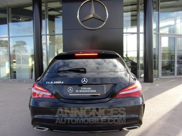 Mercedes CLA Shooting Brake 200 d Fascination 7G-DCT Euro6c Noir Neuf - 8