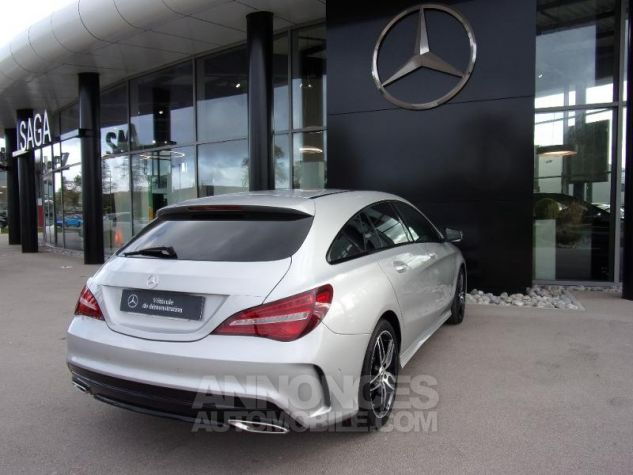 Mercedes CLA Shooting Brake 200 d Fascination 7G-DCT Euro6c ARGENT Neuf - 1