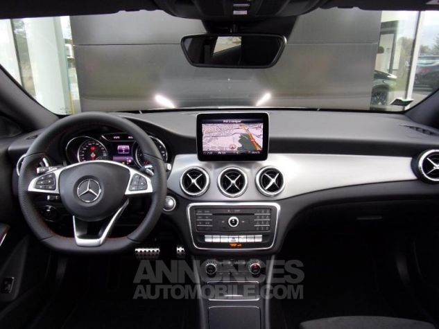 Mercedes CLA Shooting Brake 200 d Fascination 7G-DCT Euro6c ARGENT Neuf - 2