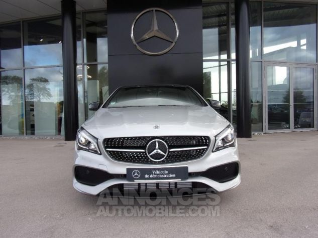 Mercedes CLA Shooting Brake 200 d Fascination 7G-DCT Euro6c ARGENT Neuf - 9