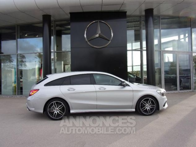 Mercedes CLA Shooting Brake 200 d Fascination 7G-DCT Euro6c ARGENT Neuf - 10
