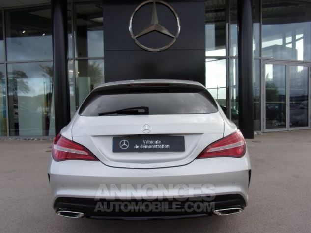 Mercedes CLA Shooting Brake 200 d Fascination 7G-DCT Euro6c ARGENT Neuf - 11
