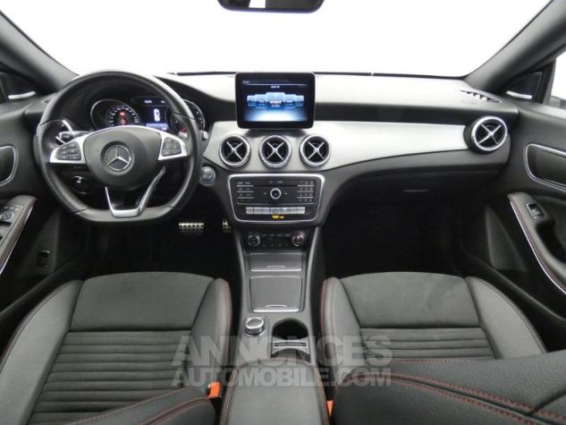 Mercedes CLA Shooting Brake 200 d Launch Edition 7G-DCT Blanc Cirrus Occasion - 2