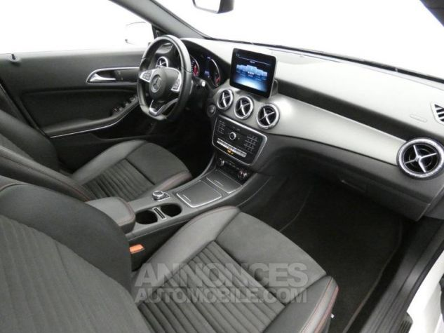Mercedes CLA Shooting Brake 200 d Launch Edition 7G-DCT Blanc Cirrus Occasion - 3