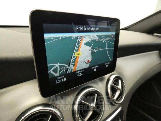 Mercedes CLA Shooting Brake 200 d Launch Edition 7G-DCT Blanc Cirrus Occasion - 8