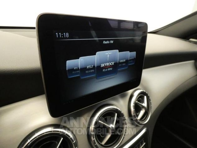 Mercedes CLA Shooting Brake 200 d Launch Edition 7G-DCT Blanc Cirrus Occasion - 10