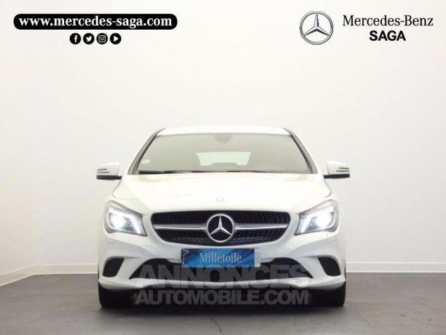 Mercedes CLA Shooting Brake 200 d Sensation Blanc Cirrus Occasion - 4