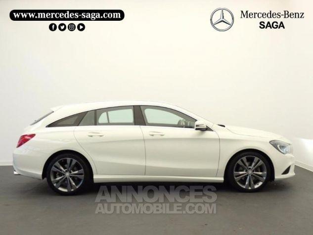 Mercedes CLA Shooting Brake 200 d Sensation Blanc Cirrus Occasion - 5