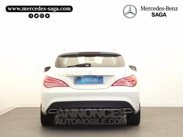 Mercedes CLA Shooting Brake 200 d Sensation Blanc Cirrus Occasion - 6