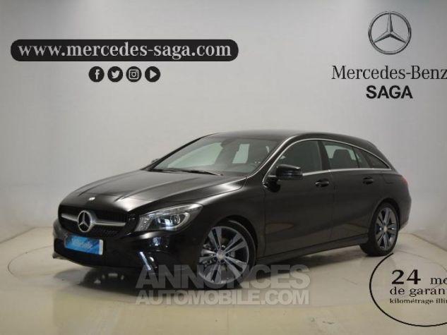 Mercedes CLA Shooting Brake 200 d Sensation 7G-DCT Noir Métal Occasion - 0
