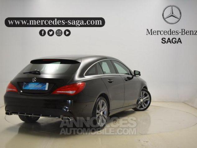 Mercedes CLA Shooting Brake 200 d Sensation 7G-DCT Noir Métal Occasion - 1