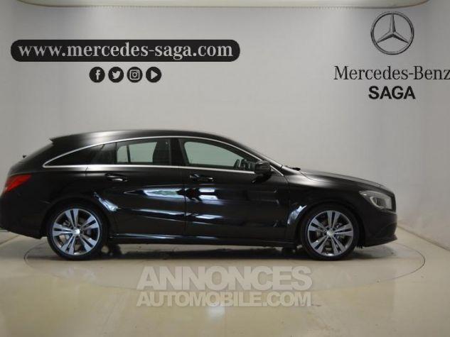 Mercedes CLA Shooting Brake 200 d Sensation 7G-DCT Noir Métal Occasion - 6