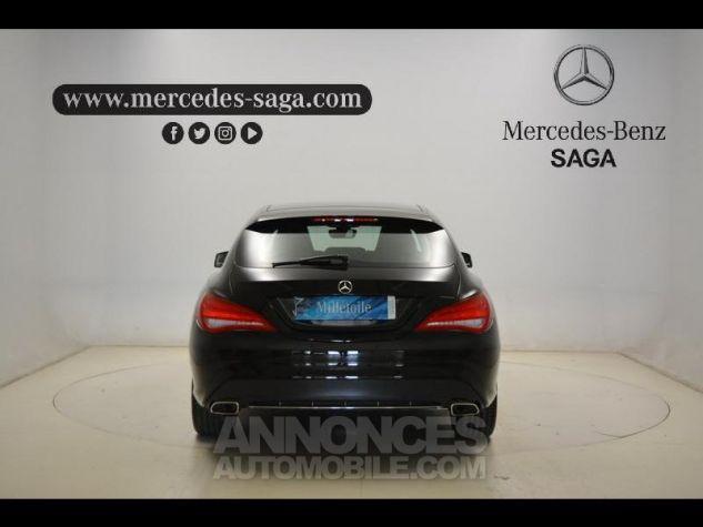 Mercedes CLA Shooting Brake 200 d Sensation 7G-DCT Noir Métal Occasion - 10