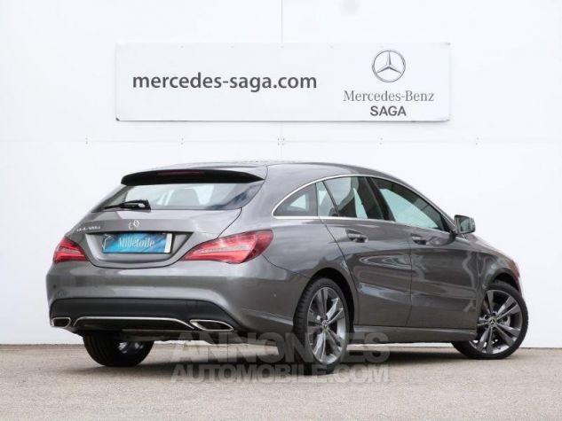 Mercedes CLA Shooting Brake 200 Sensation 7G-DCT Gris montagne métallisé Occasion - 1