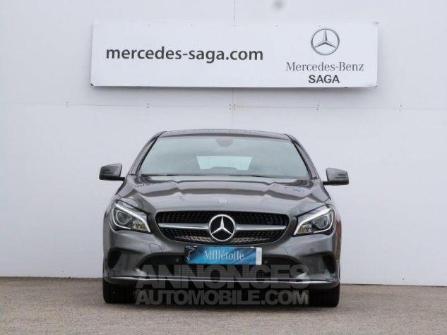 Mercedes CLA Shooting Brake 200 Sensation 7G-DCT Gris montagne métallisé Occasion - 4