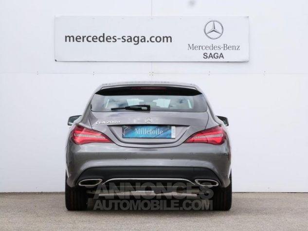 Mercedes CLA Shooting Brake 200 Sensation 7G-DCT Gris montagne métallisé Occasion - 5