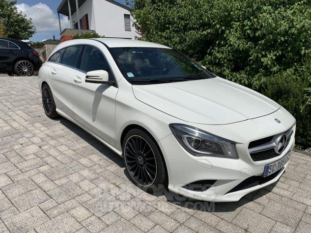 Mercedes CLA Shooting Brake 200d Blanc  Occasion - 0