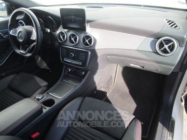 Mercedes CLA Shooting Brake 220 d Fascination 4Matic 7G-DCT Blanc Cirrus Occasion - 5