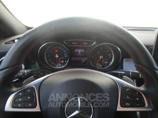 Mercedes CLA Shooting Brake 220 d Fascination 4Matic 7G-DCT Blanc Cirrus Occasion - 9