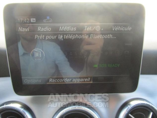 Mercedes CLA Shooting Brake 220 d Fascination 4Matic 7G-DCT Blanc Cirrus Occasion - 17