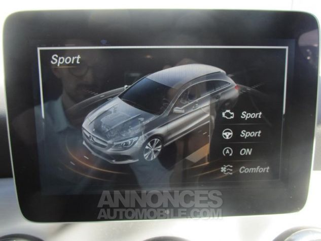 Mercedes CLA Shooting Brake 220 d Fascination 4Matic 7G-DCT Blanc Cirrus Occasion - 18