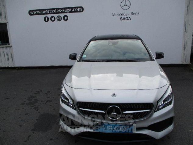 Mercedes CLA Shooting Brake 220 d Fascination 7G-DCT Argent Polaire métallisé Occasion - 1