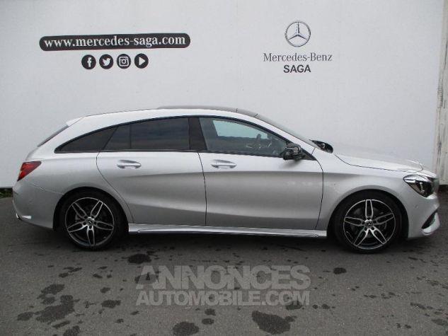 Mercedes CLA Shooting Brake 220 d Fascination 7G-DCT Argent Polaire métallisé Occasion - 3