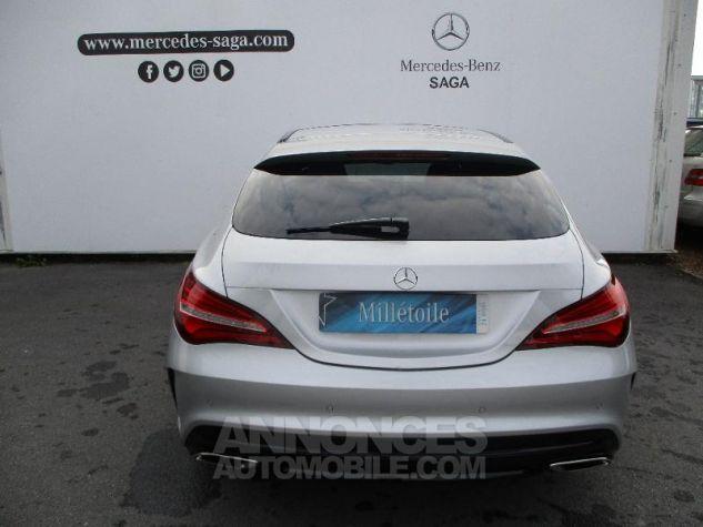 Mercedes CLA Shooting Brake 220 d Fascination 7G-DCT Argent Polaire métallisé Occasion - 5