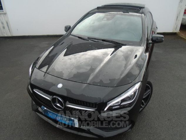 Mercedes CLA Shooting Brake 220 d Fascination 7G-DCT NOIR Occasion - 6