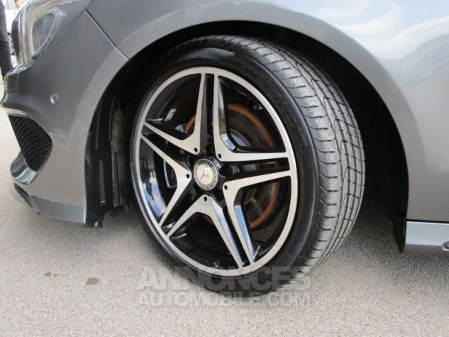 Mercedes CLA Shooting Brake 220 d Fascination 7G-DCT Gris Montagne Occasion - 8