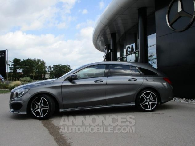 Mercedes CLA Shooting Brake 220 d Fascination 7G-DCT Gris Montagne Occasion - 10