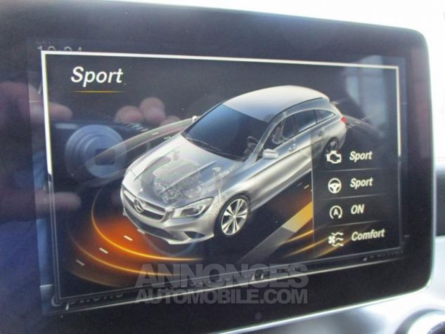 Mercedes CLA Shooting Brake 220 d Fascination 7G-DCT Gris Montagne Occasion - 16