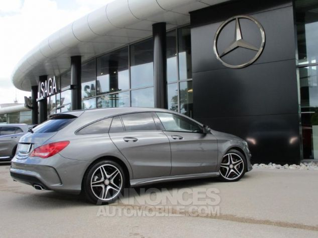 Mercedes CLA Shooting Brake 220 d Fascination 7G-DCT Gris Montagne Occasion - 17