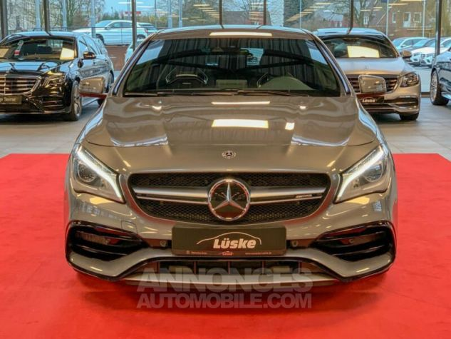 Mercedes CLA Shooting Brake 45 AMG SB 4Matic Gris Montagne Occasion - 2