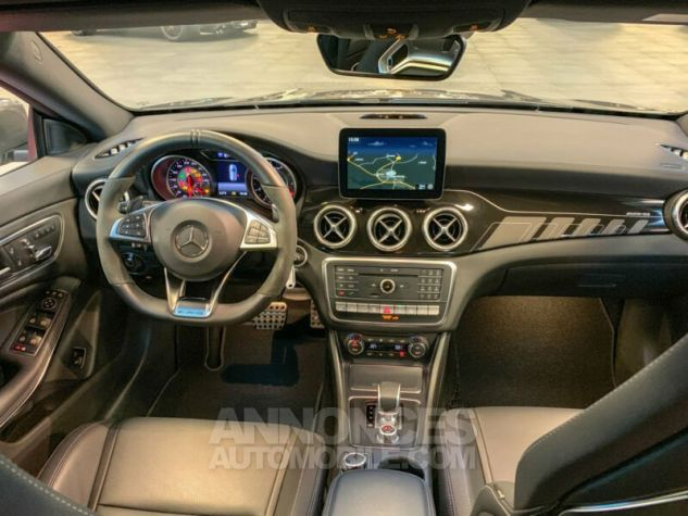 Mercedes CLA Shooting Brake 45 AMG SB 4Matic Gris Montagne Occasion - 6