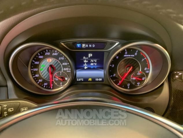Mercedes CLA Shooting Brake 45 AMG SB 4Matic Gris Montagne Occasion - 9