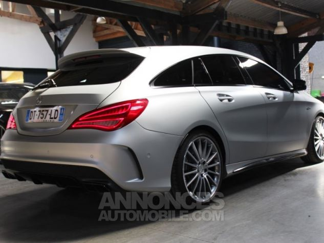 Mercedes CLA Shooting Brake SHOOTING BRAKE 45 AMG 4MATIC 7G-DCT  Occasion - 1