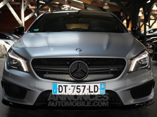Mercedes CLA Shooting Brake SHOOTING BRAKE 45 AMG 4MATIC 7G-DCT  Occasion - 3