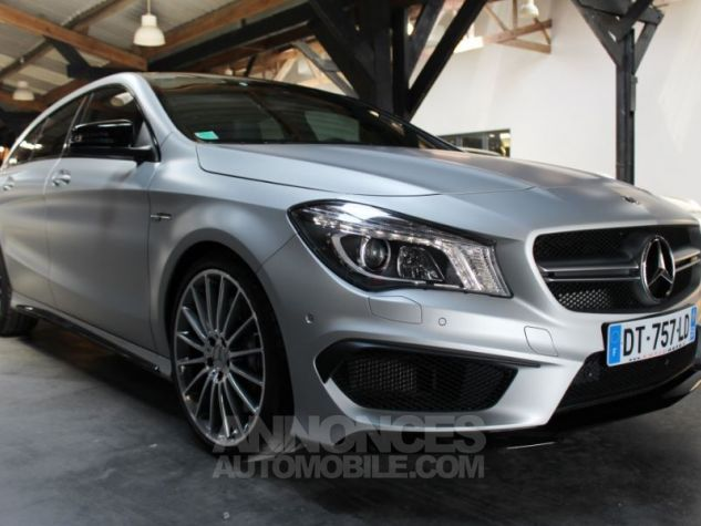 Mercedes CLA Shooting Brake SHOOTING BRAKE 45 AMG 4MATIC 7G-DCT  Occasion - 5