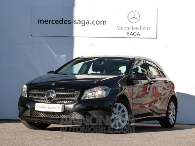 Mercedes Classe A 160 CDI Business Noir Cosmos Occasion - 0