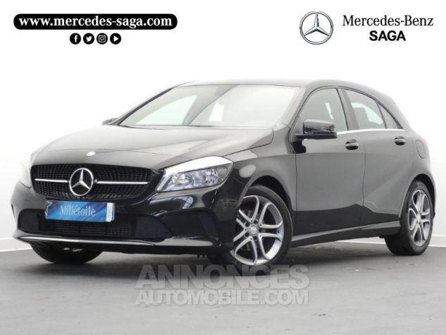 Mercedes Classe A 160 d Inspiration Noir Cosmos Occasion - 0