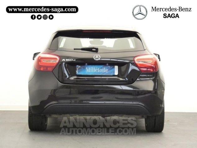 Mercedes Classe A 160 d Inspiration Noir Cosmos Occasion - 6