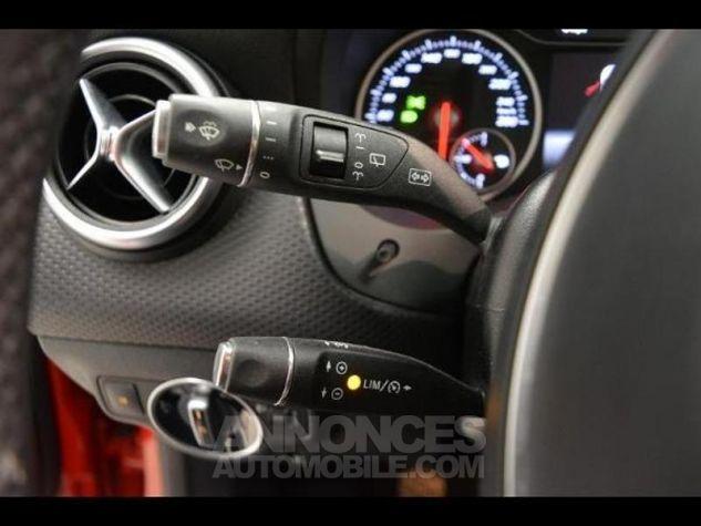 Mercedes Classe A 160 d Inspiration ROUGE JUPITER Occasion - 11