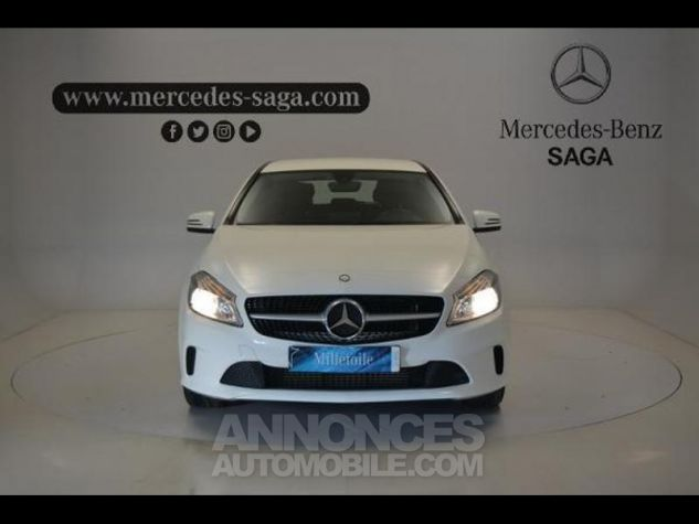 Mercedes Classe A 160 d Intuition BLANC Occasion - 2