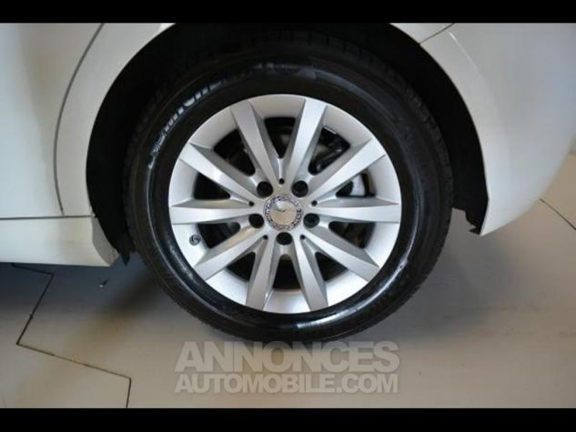 Mercedes Classe A 160 d Intuition BLANC Occasion - 13