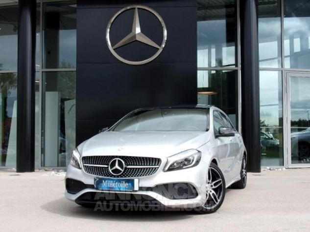 Mercedes Classe A 160 Fascination 7G-DCT GRIS C Occasion - 0