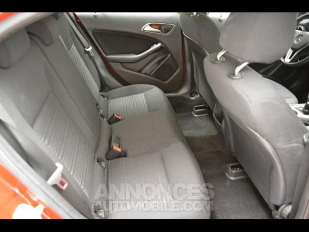Mercedes Classe A 160 Intuition ROUGE Occasion - 9